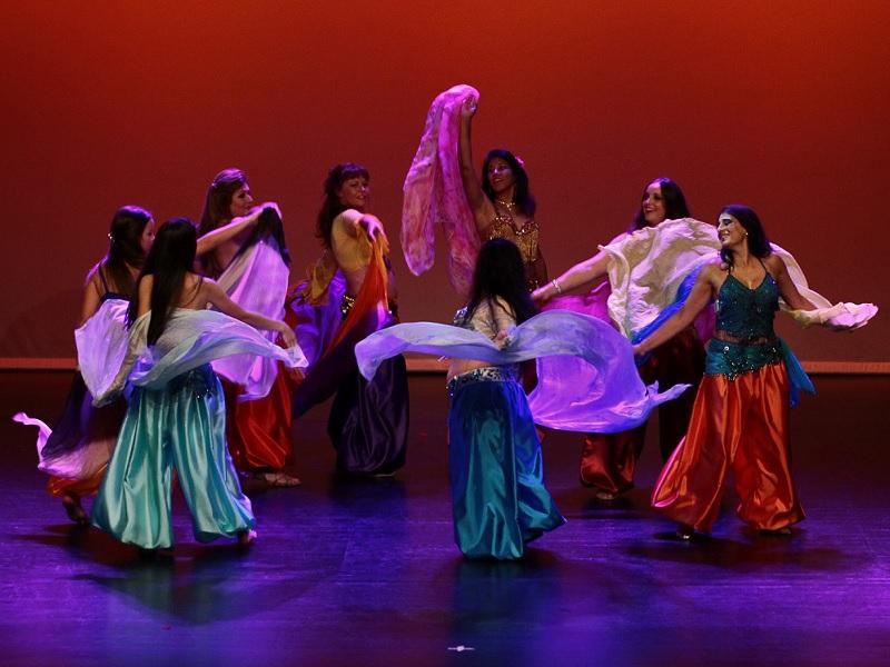 Танец в котором показывают позы для секса